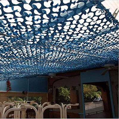 Camo Cover Shade Cover Woodland Camo Netting Camouflage Net for Camping Sunscreen Nets Military Hunting Shooting Camping Sun Shelters Shade Cloth