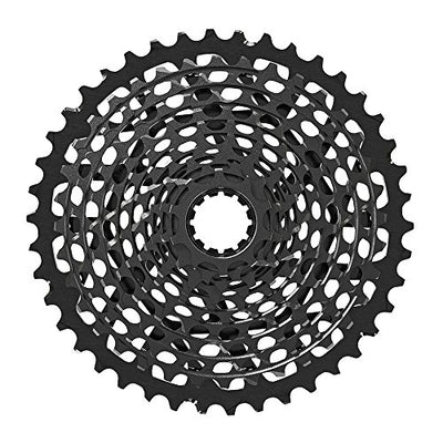 SRAM X01 X-Glide 11 Speed Cassette Black 10-42t, Fits XD Driver Body - XG-1195