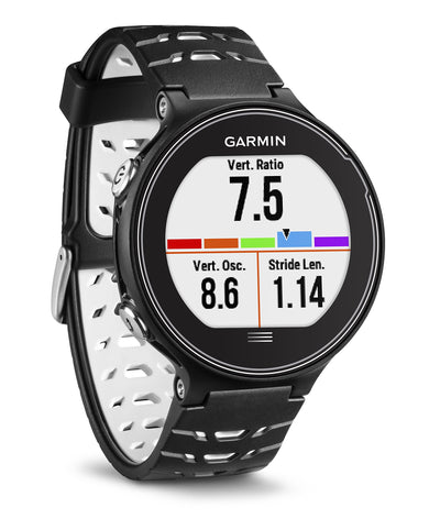 Garmin Forerunner 630 GPS Running Watch with Enhanced Running Metrics and Heart Rate Monitor - Black Bundle