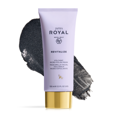 ROYAL Revitalize Volcanic Micro Polish Mask