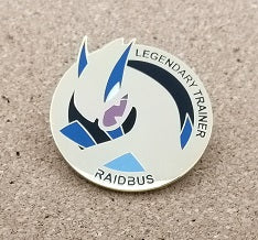 Legendary Trainer Pin (SHINY)