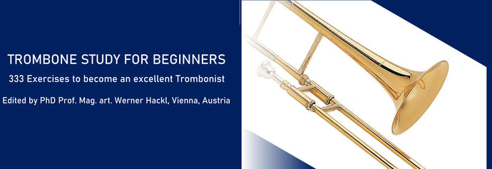 333 EXERCISES TO BECOME AN EXCELLENT TROMBONIST
