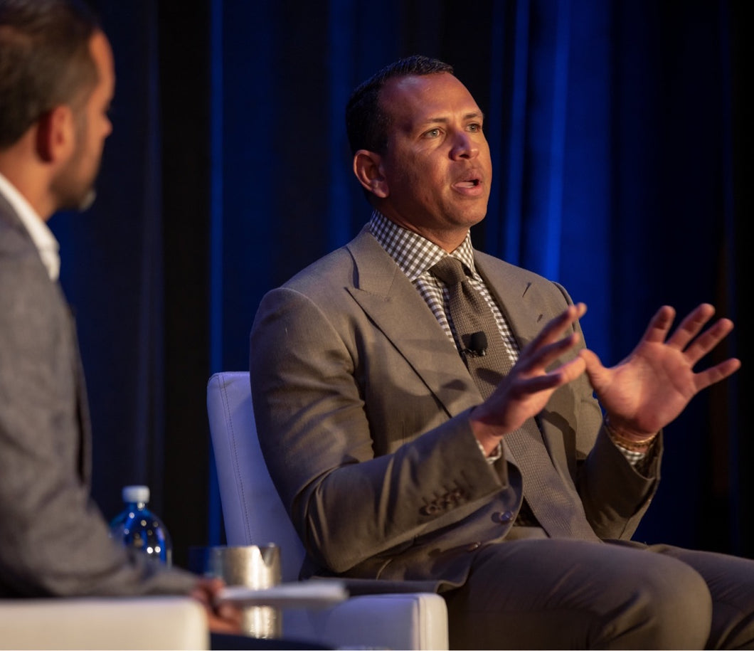 Relentless 2018 featuring keynote speaker A-Rod