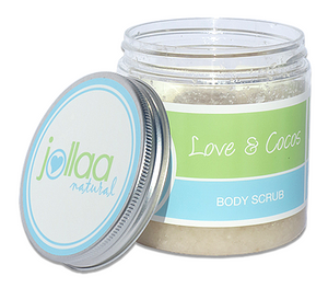 LOVE & COCOS Body Scrub