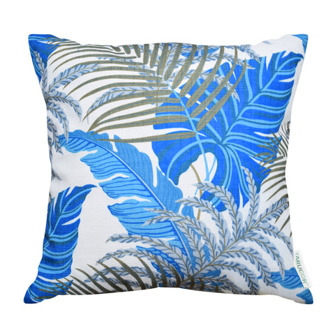 Tropical Leaves B342A -  Gối Tựa Lưng Sofa 45x45 cm