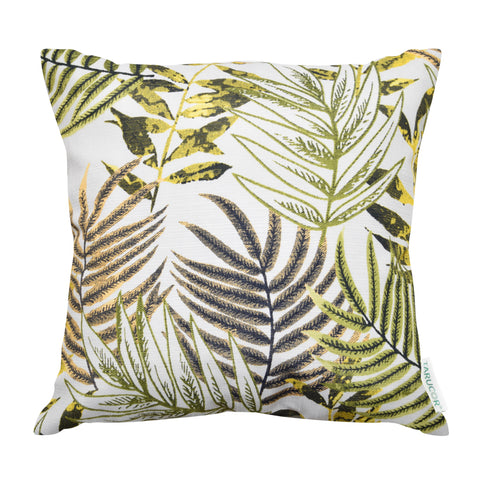 Tropical Leaves B344B -  Gối Tựa Lưng Sofa 45x45 cm