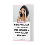 The Natural Hair Care Guide E-Book