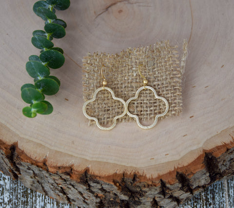 QUATREFOIL | SMALL