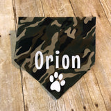Custom Name Bandana