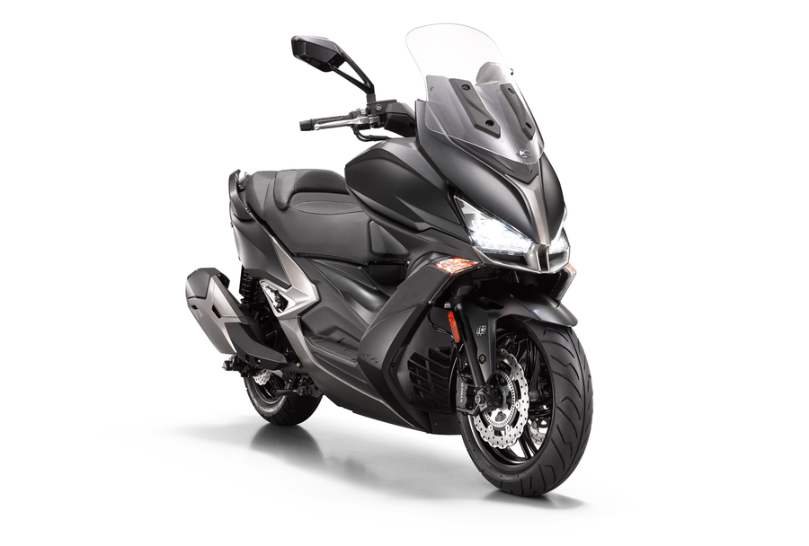 Kymco Xciting S 400 TCS