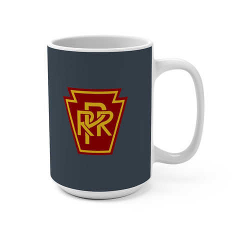 Pennsylvania Railroad Mug