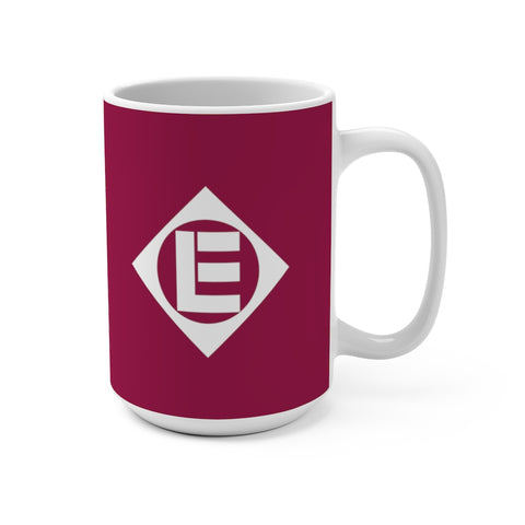 Erie Railroad Mug