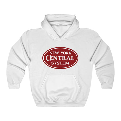 New York Central System Roomy Hoodie