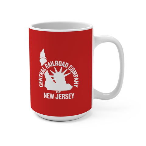 Central Railroad Company of New Jersey Mug