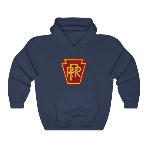Pennsylvania Railroad Roomy Hoodie