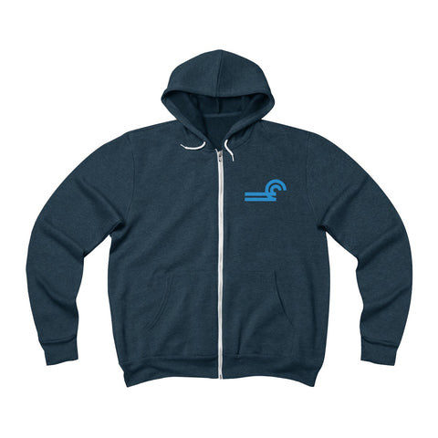 Conrail Zip-Up Sweatshirt (Fitted)