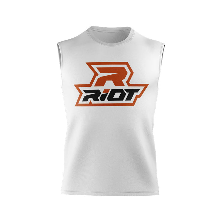 Texas Orange Riot Logo