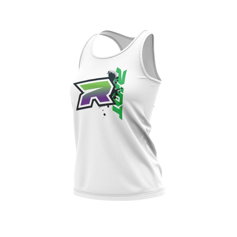 Green Purple Riot Logo
