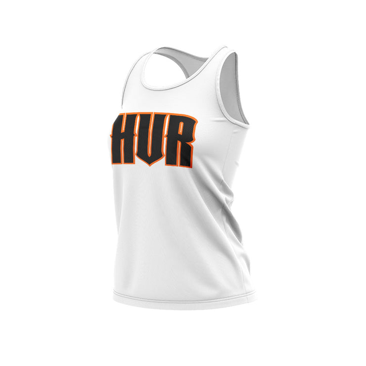 Hudson Valley Raptor HVR White Semi Dye Tank Top
