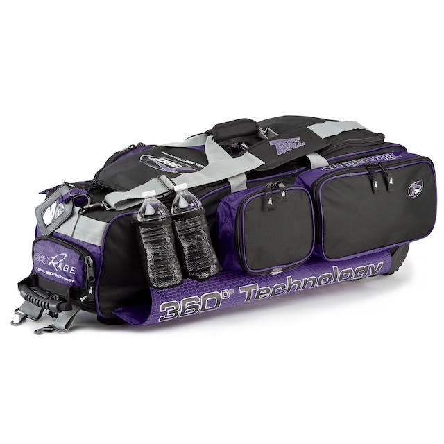 Tanel 360 Purple Roller Bag