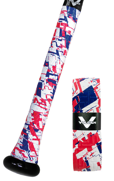 Red, White, & True Vulcan Grip