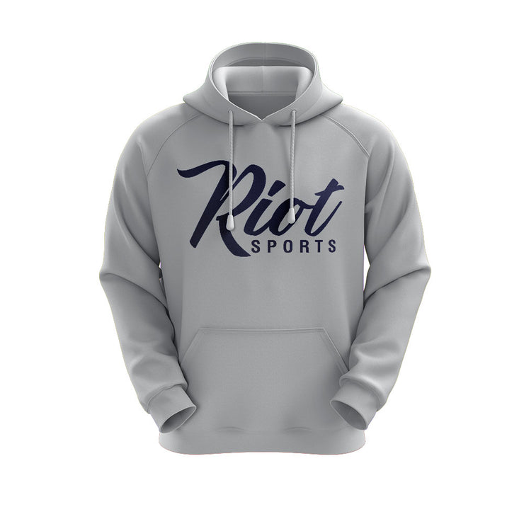 Navy Blue Riot Logo