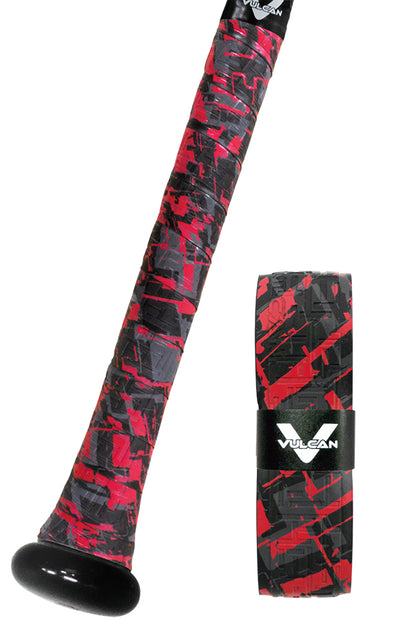 Red Sizzle Vulcan Grip