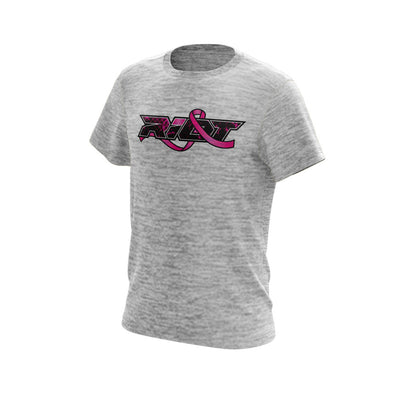 Silver Electric Short Sleeve with BCA Riot Logo