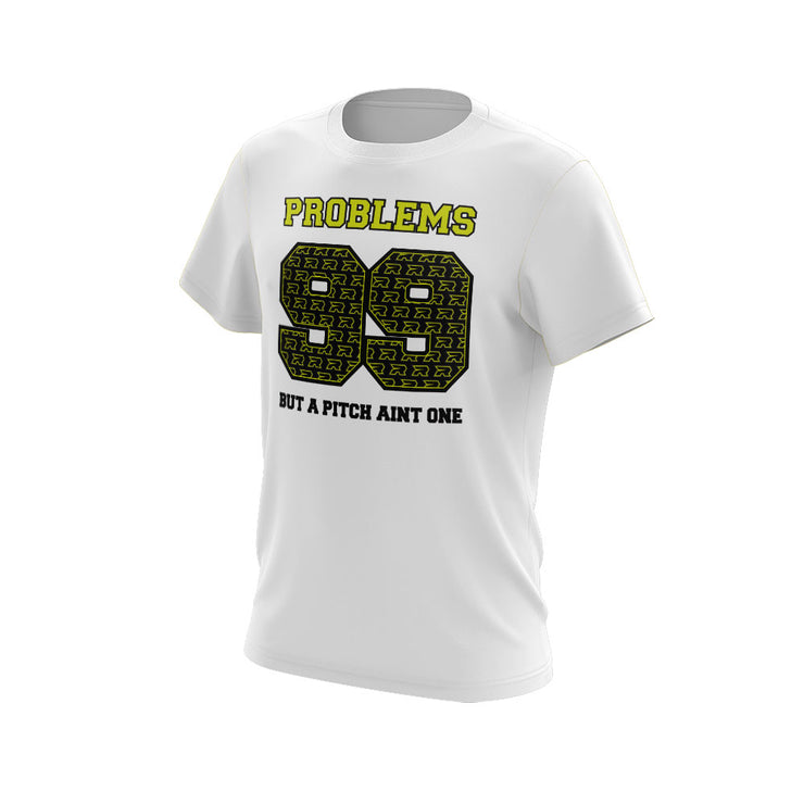**NEW** Short Sleeve with 99 Problems Riot Logo (choose your shirt color)