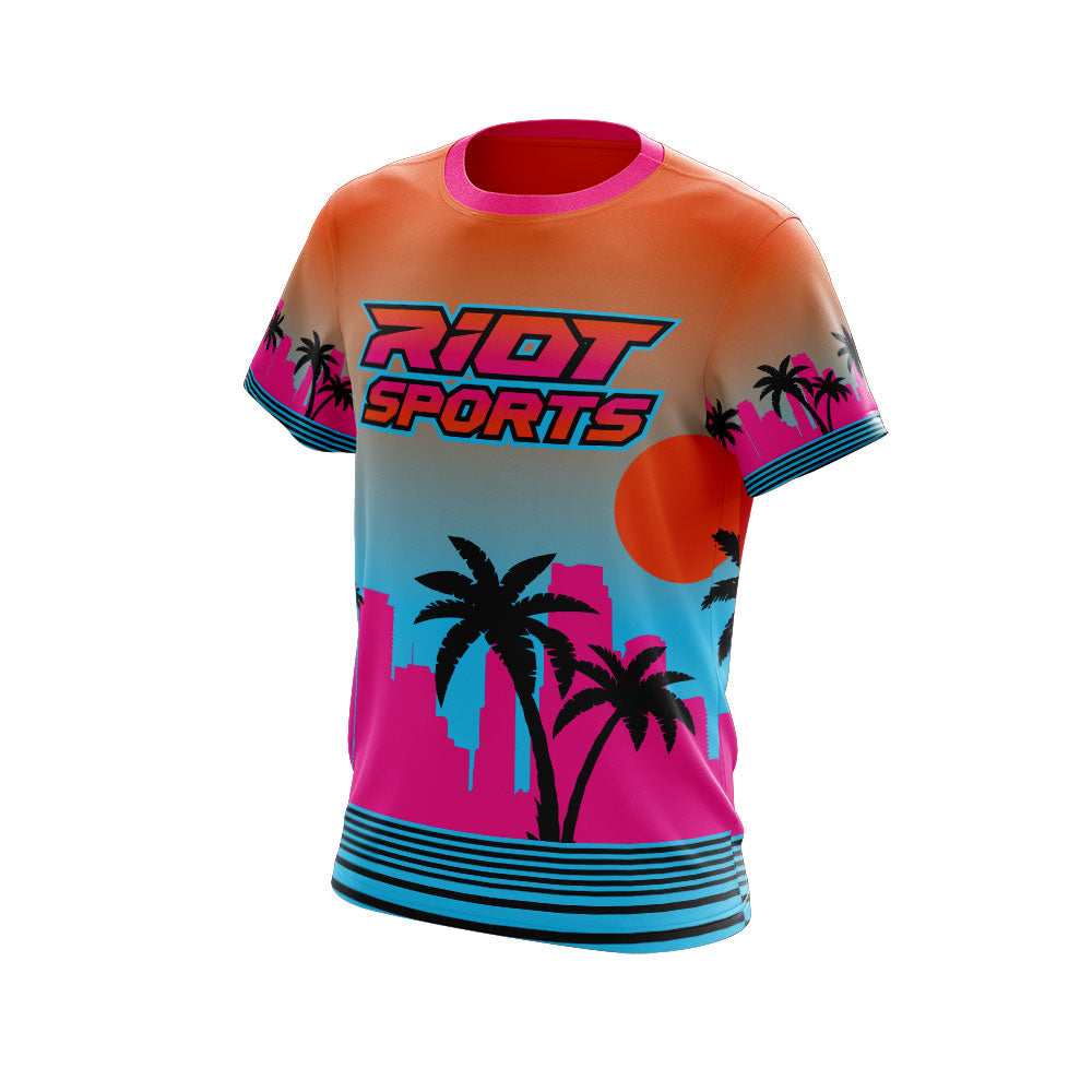 Riot Vice Full Dye Short Sleeve Riot Jersey