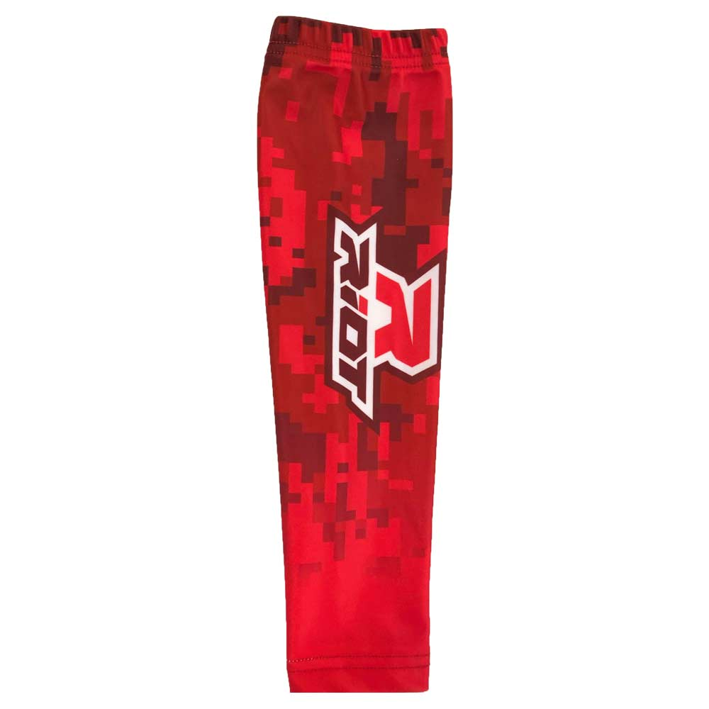 Red Digi Camo Riot Arm Sleeve