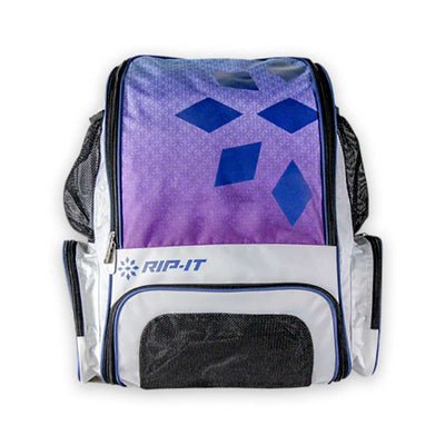 Rip-It Gameday Softball Backpack - Aqua Purple Ombre