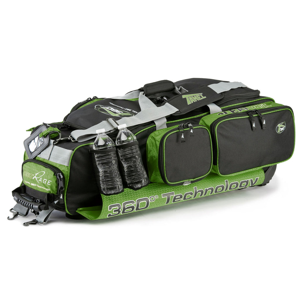 Tanel 360 Lime Green Roller Bag