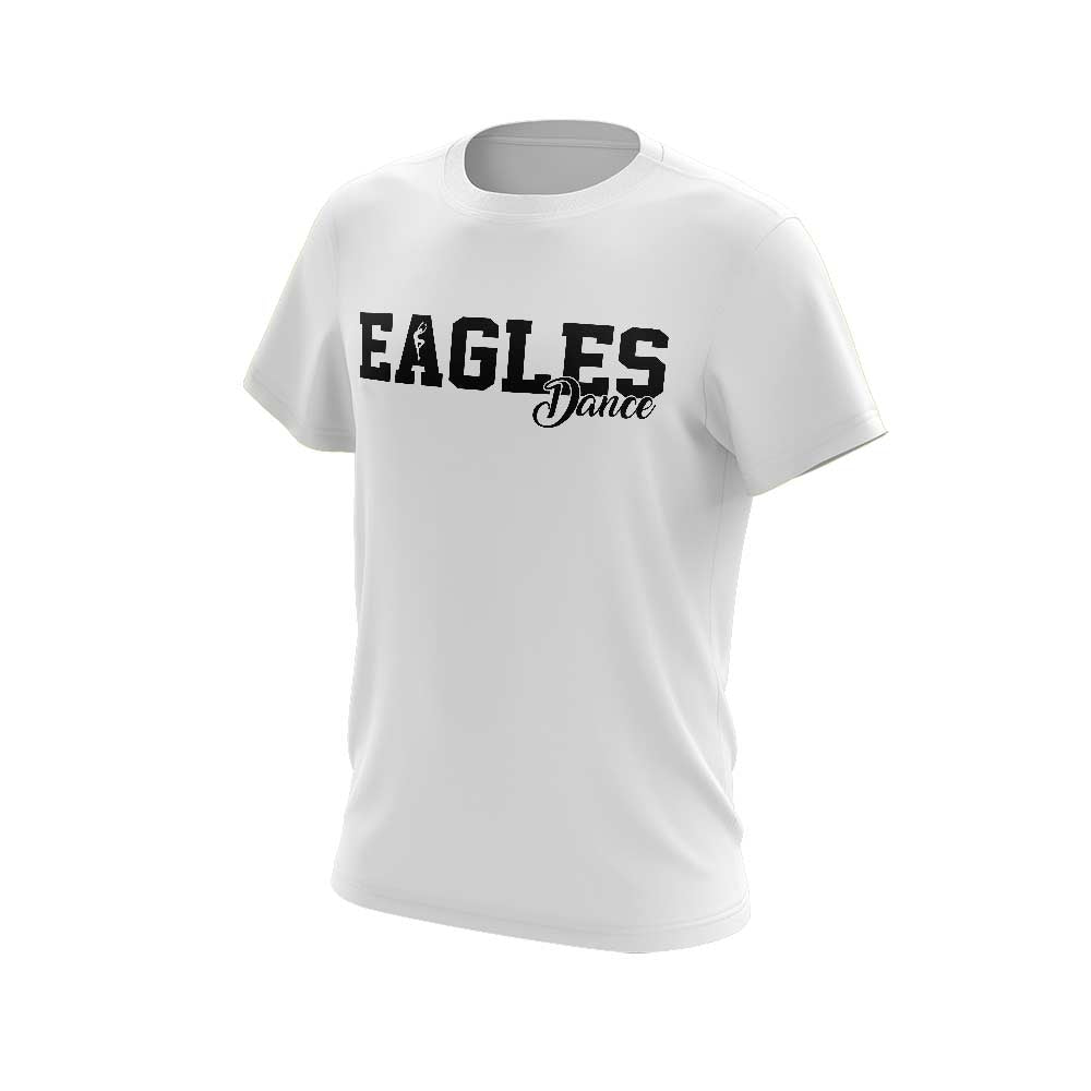 WHS Men's Short Sleeve with Eagles Logo - choose your color shirt