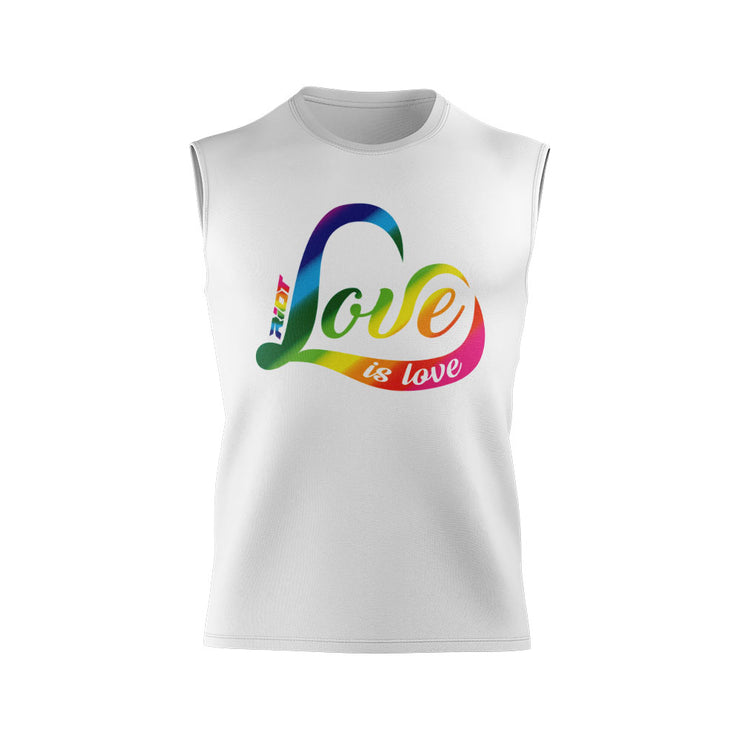 **New** Shirt with Love Cursive Riot Logo - Choose your shirt style