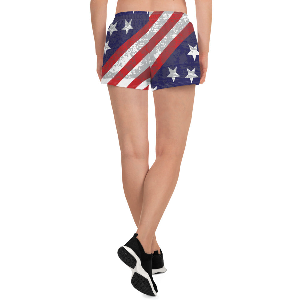 Riot American Women's 4 Way Stretch Shorts