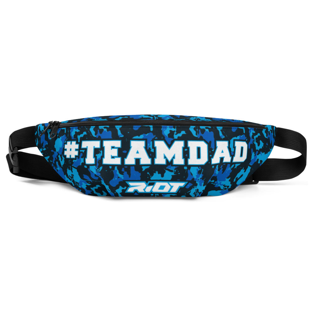 Riot #TeamDad Full Dye Fanny Pack