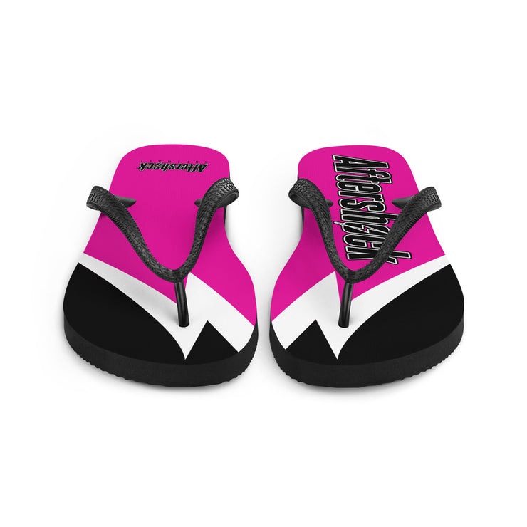 Flip-Flops with Aftershock 8U Logo