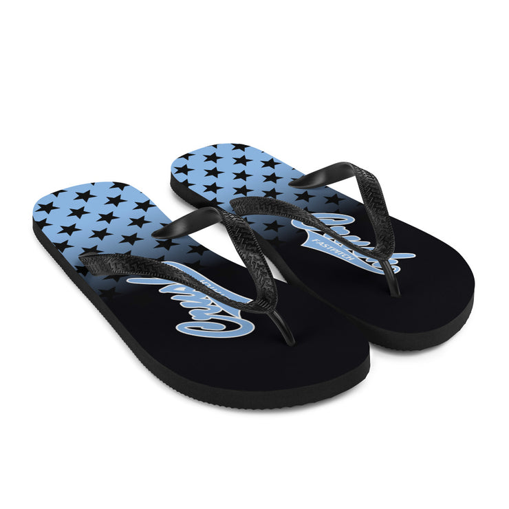 Crush Full Dye Flip-Flops