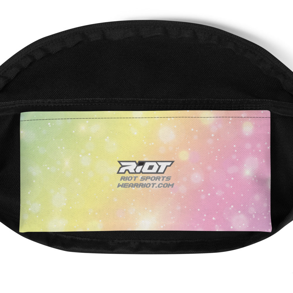 Riot Unicorn Full Dye Fanny Pack