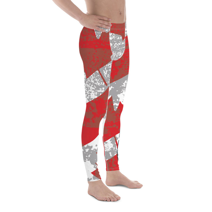Canadian Full Dye Men's Leggings