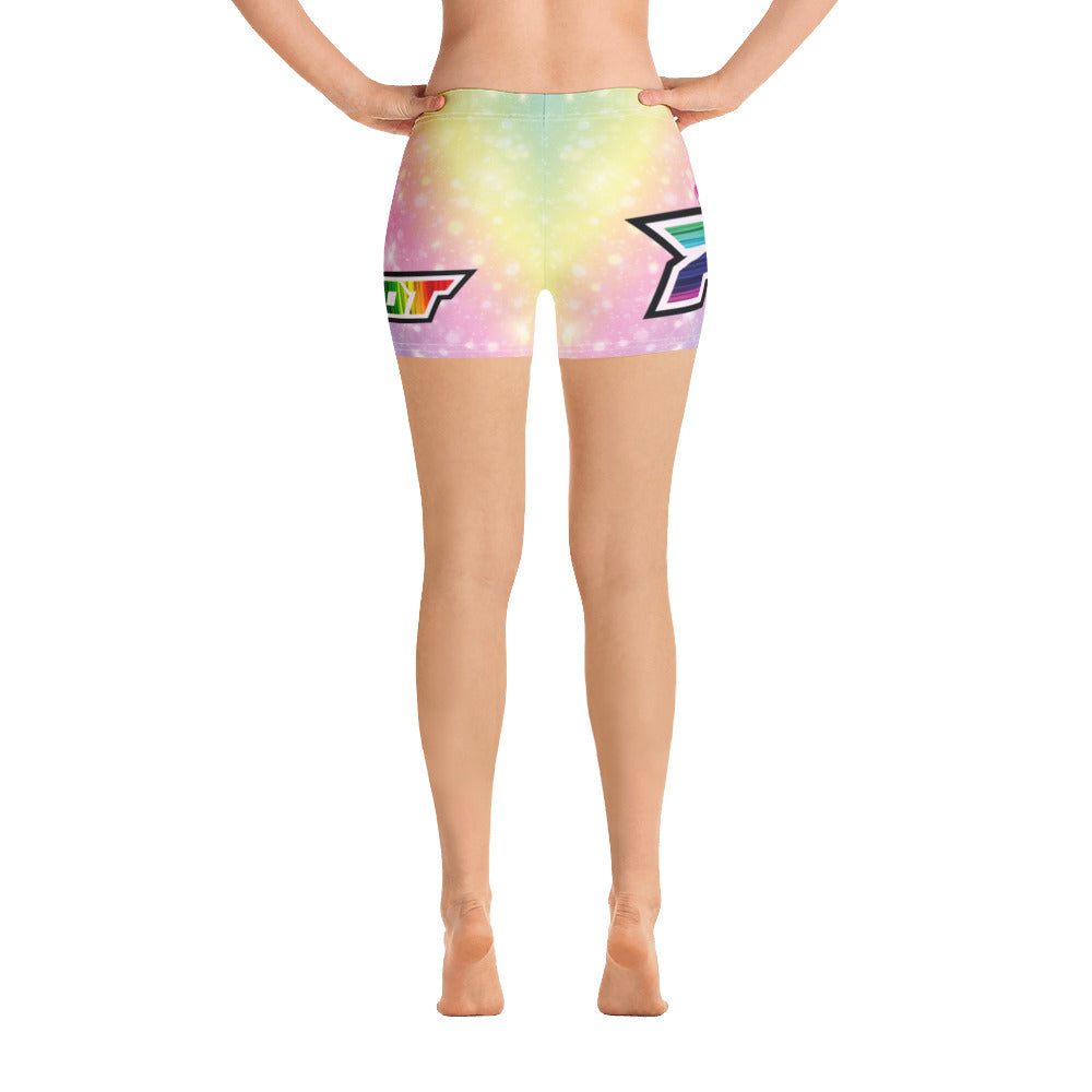Unicorn Full Dye Reg Waistband Shorts