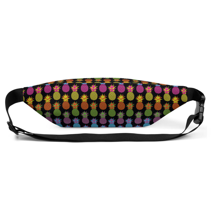 Riot Pineapple Full Dye Fanny Pack