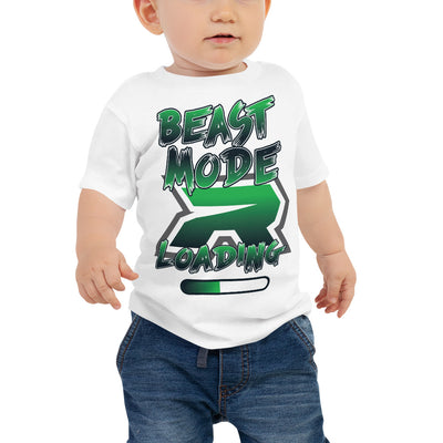 Beast Mode Loading Riot Baby Short Sleeve Tee - Pick your shirt color
