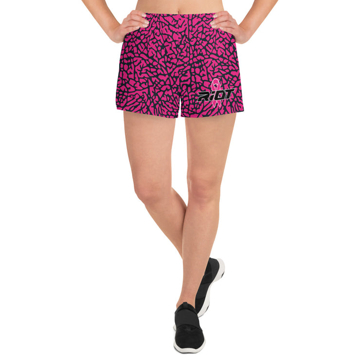 Riot BCA Women's 4 Way Stretch Shorts