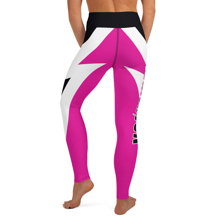 Aftershock 8U Full Dye Yoga Full Length Leggings