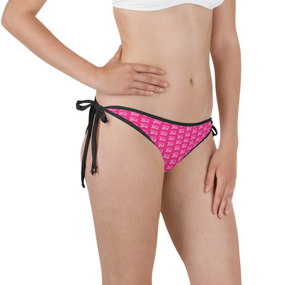 Breast Cancer Awareness Full Dye Riot Reversible Bikini Bottom