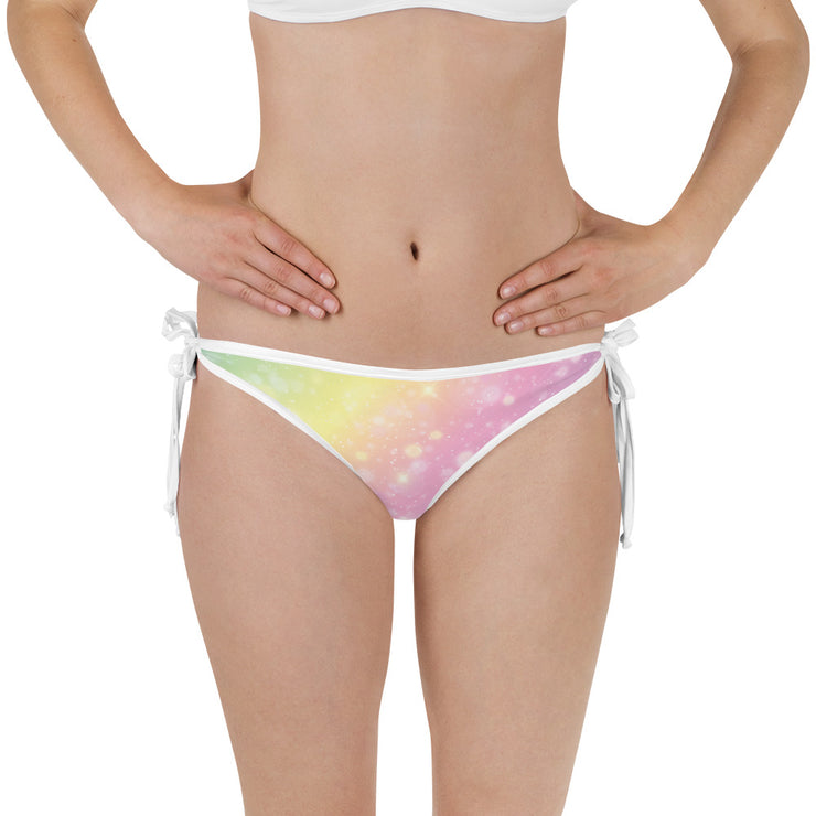 Unicorn Full Dye Riot Reversible Bikini Bottom