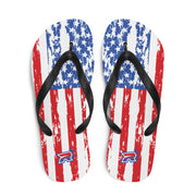 USA Sublimated Riot Flip Flops