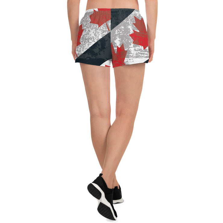 Riot Canada Women's 4 Way Stretch Shorts